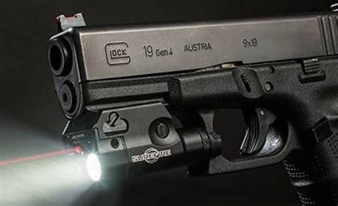 Glock 19 Concealed Laser Light