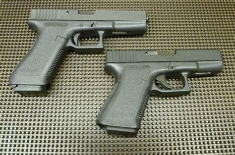 Glock 19 Gen 1 Vs Gen 2