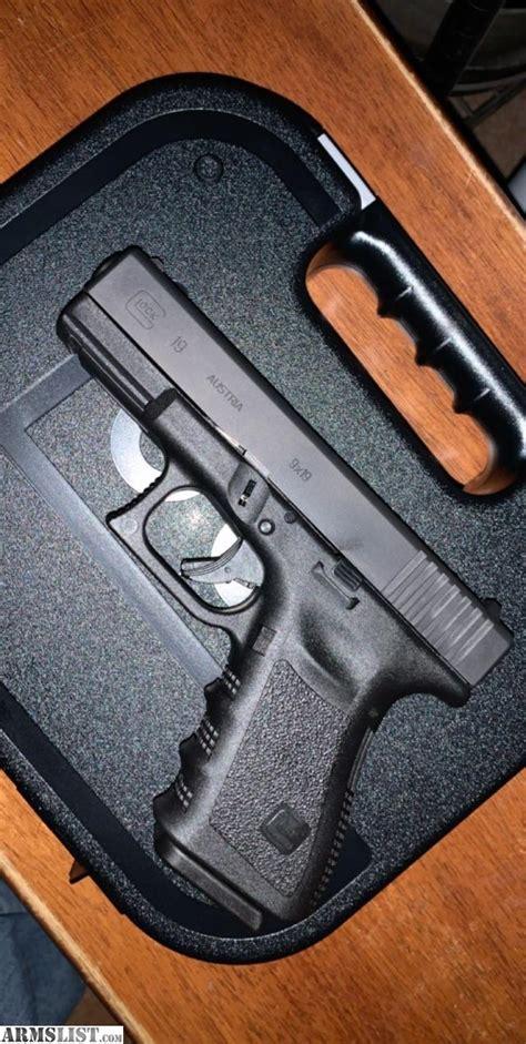 Glock 19 Gen 3 Armlist
