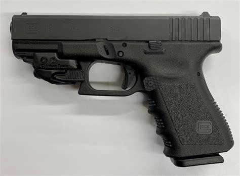 Glock 19 Gen 3 Extended Mag Release