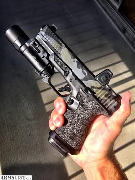 Glock 19 Gen 3 Frame Custom