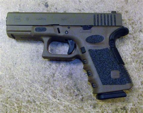 Glock 19 Gen 3 Night Sights