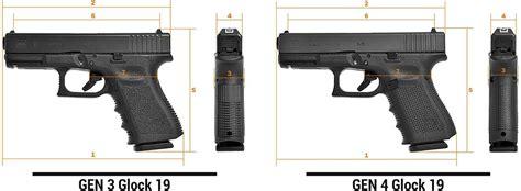 Glock 19 Gen 3 Vs Gen 4 Barrel