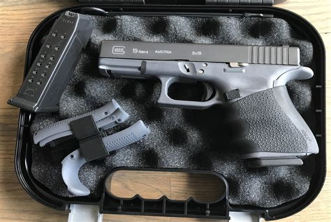 Glock 19 Gen 4 Attachments