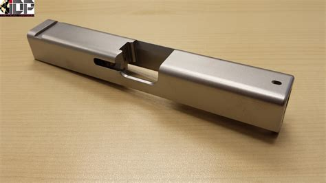 Glock 19 Gen 4 Blank Slide