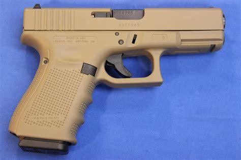 Glock 19 Gen 4 Cerakote For Sale And Glock 19 Gen 4 Competition Holster
