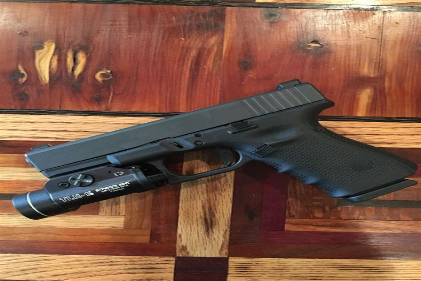 Glock 19 Gen 4 Ftf