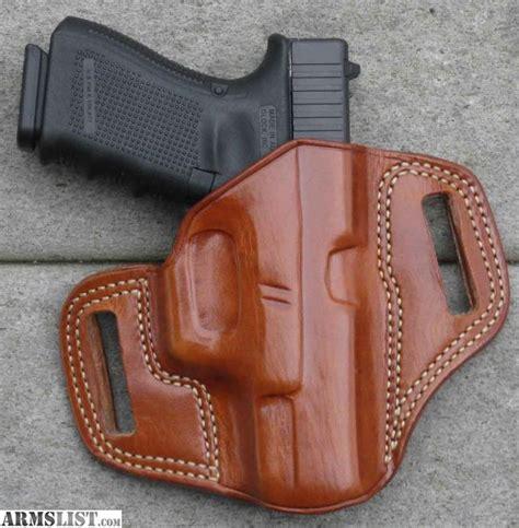 Glock 19 Gen 4 Holster Leather