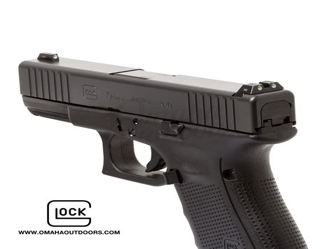 Glock 19 Gen 4 Night