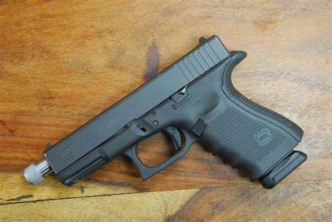 Glock 19 Gen 4 Nose