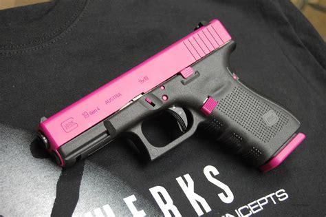 Glock 19 Gen 4 Pink For Sale
