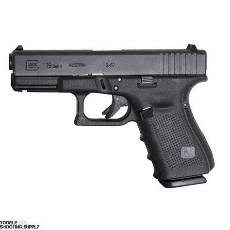Glock 19 Gen 4 Pistol 15 Rd 9mm Pg1950203 Pinterest