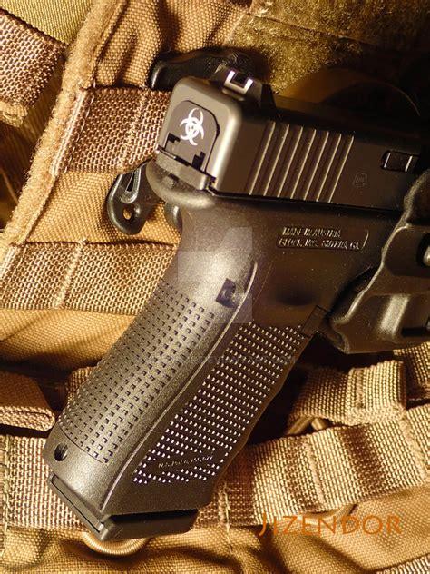 Glock 19 Gen 4 Replacement Backplate