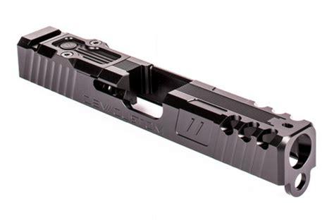 Glock 19 Gen 4 Slide With Rmr Cut