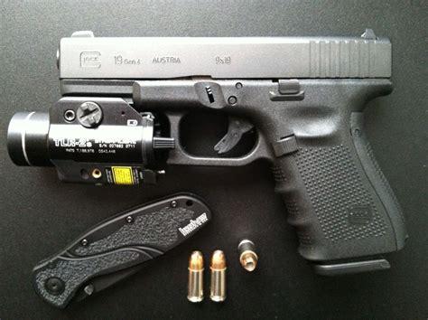 Glock 19 Gen 4 Tactical Accessories