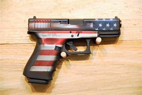 Glock 19 Gen 4 Thumb Safety