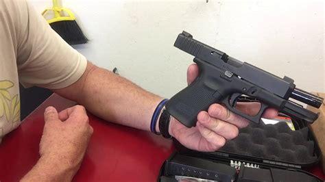 Glock 19 Gen 5 Ameriglo Night Sights Blue Label