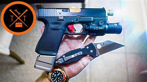 Glock 19 Gen 5 Apex Trigger Installation