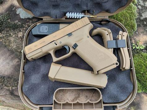 Glock 19 Gen 5 Backstrap Change