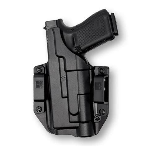 Glock 19 Gen 5 Car Holster And Glock 19 Gen 5 Slide Assembly