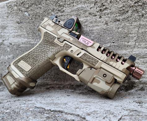 Glock 19 Gen 5 Custom Barrel