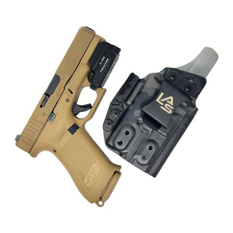 Glock 19 Gen 5 Holster With Light And Glock 19 Gen G