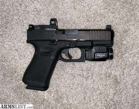 Glock 19 Gen 5 Mos Red Dot Sight