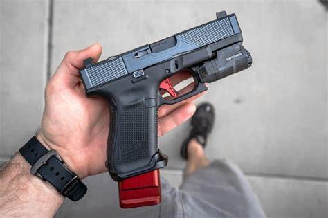 Glock 19 Gen 5 Mos Slide Cuts