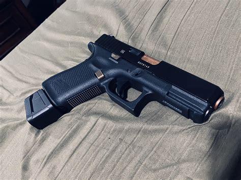 Glock 19 Gen 5 Operation