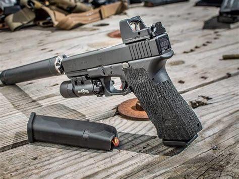 Glock 19 Gen 5 Red Dot With Rear Sight