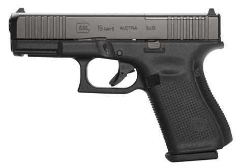 Glock 19 Gen 5 Specs
