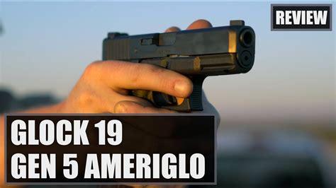 Glock 19 Gen 5 Torture Test