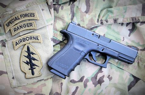 Glock 19 Gen Army Special Forces
