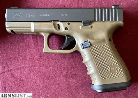 Glock 19 Gen4 Two Tonw
