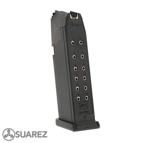 Glock 19 High Capacity Magazines 9mm