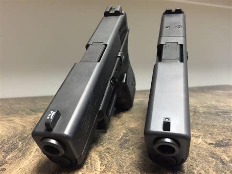 Glock 19 Install Burris 300235 Fastfire Ii