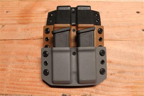 Glock 19 Kydex Magazine Pouch