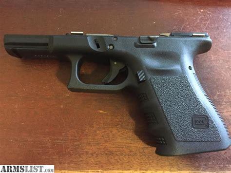 Glock 19 Lower Complete