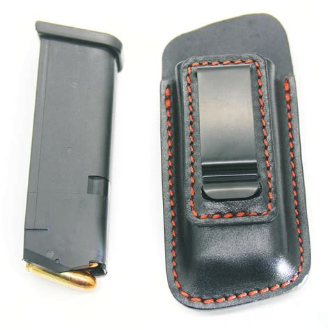 Glock 19 Magazine Leather Pattern