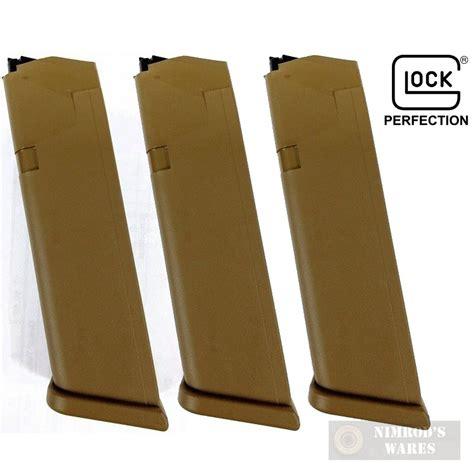 Glock 19 Magazines 3 Pack