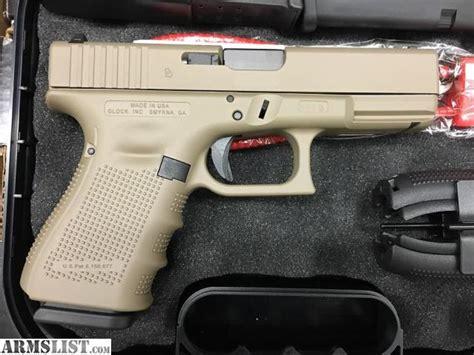 Glock 19 Magpul Fde