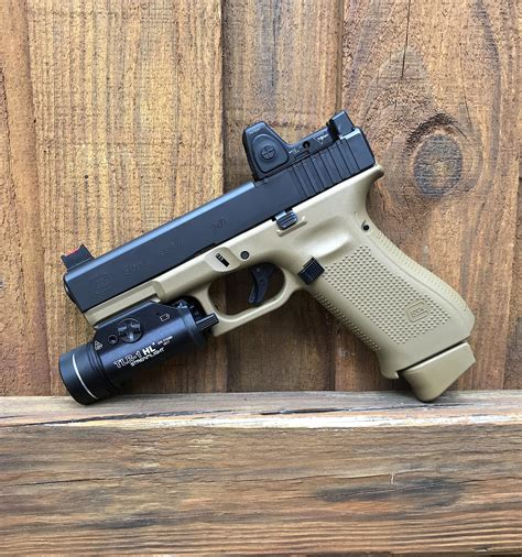Glock 19 Mos Vs 19x