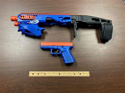 Glock 19 Nerf And Glock 19 Olight Pl Mini 2 Tuckable Appendix Holster