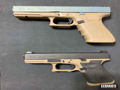 Glock 19 Or 21