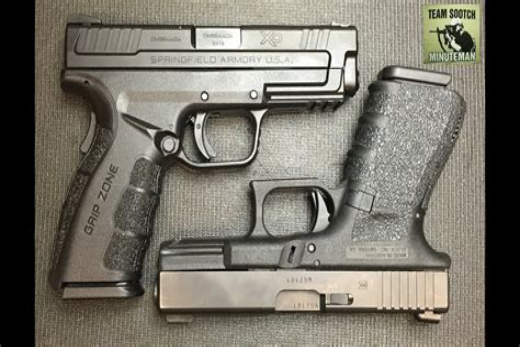Glock 19 Or Springfield Xd Mod 2