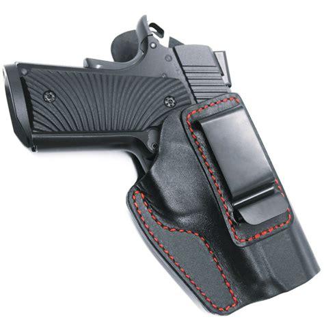 Glock 19 Owb Holster Extra Retention