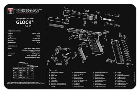 Glock 19 Parts Diagram