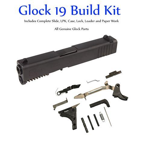 Glock 19 Parts Gen 3