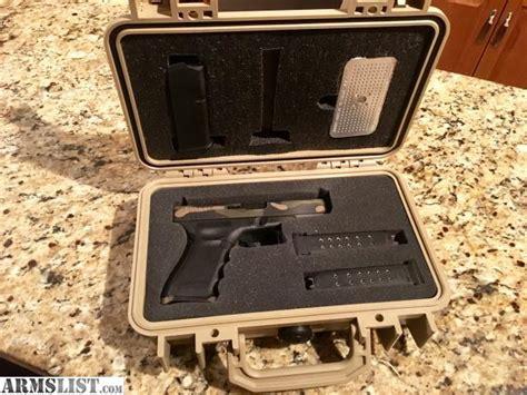 Glock 19 Pelican Case