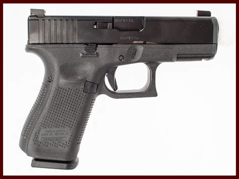 Glock 19 Pistol 9mm
